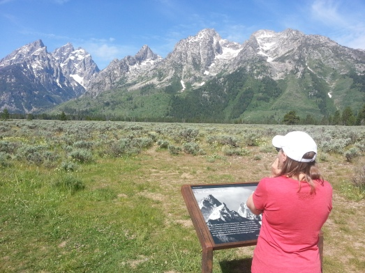 It took some searching, but after two days we found some breweries in the Grand Tetons.